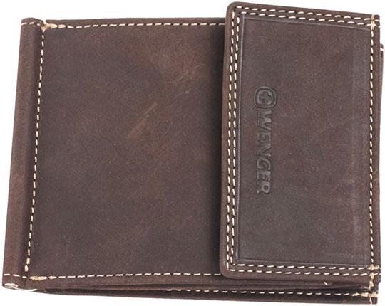 Кошельки бумажники и портмоне Wenger W5-10BROWN