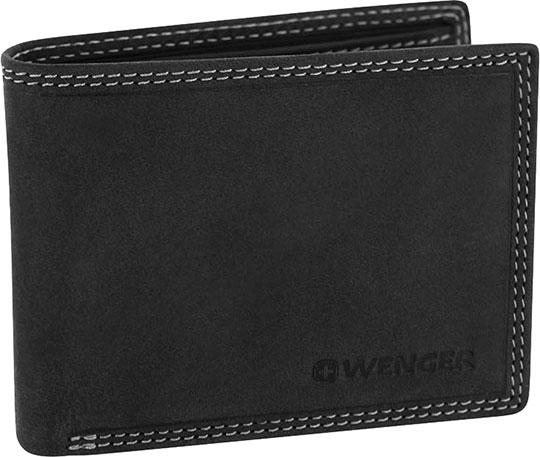 все цены на Кошельки бумажники и портмоне Wenger W5-21BLACK онлайн