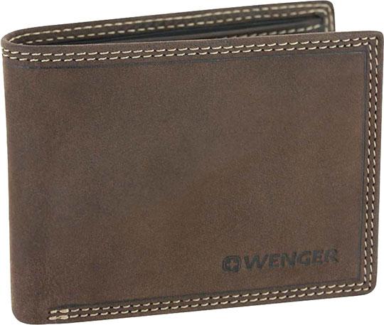 Кошельки бумажники и портмоне Wenger W5-21BROWN