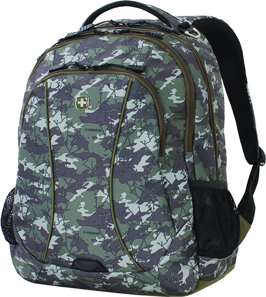 Рюкзаки Wenger 6659600408 рюкзаки zipit рюкзак shell backpacks