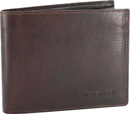 Кошельки бумажники и портмоне Wenger W7-04BROWN