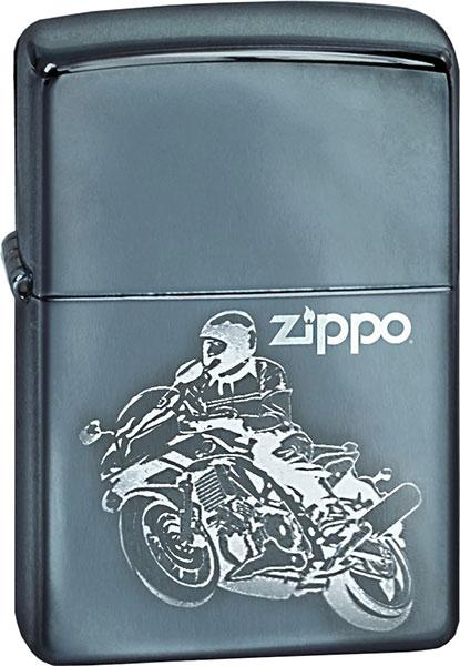 Зажигалки Zippo Z_150-Moto