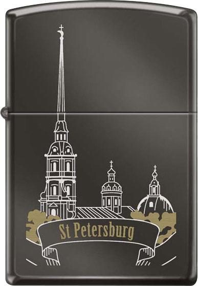 Зажигалки Zippo Z_150-St-Peter-Skyline