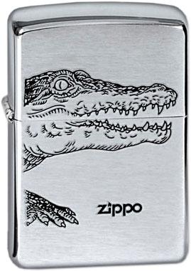 Зажигалки Zippo Z_200-Alligator