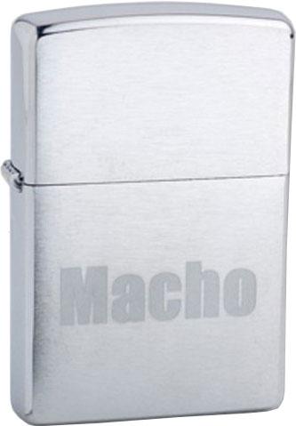 Зажигалки Zippo Z_200-Macho
