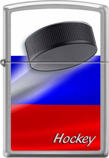 Зажигалки Zippo Z_200-Russian-Hockey-Puck chip for hp enterprise cf362 cf 361 x m553n m 553 dn cf 360a 361a new smart chip lowest shipping