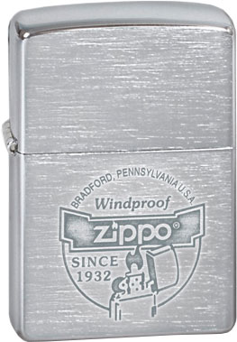 Зажигалки Zippo Z_200-Since-1932