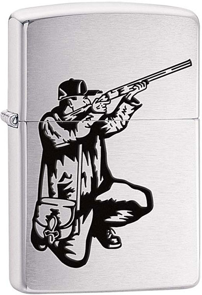 Зажигалки Zippo Z_200-Vector-Rifle-And-Hunt