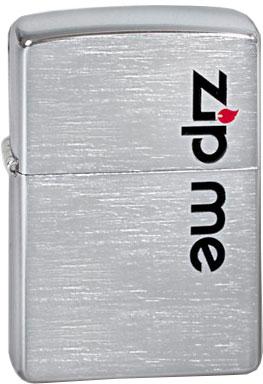 Зажигалки Zippo Z_200-Zip-Me зажигалки zippo z 2406n