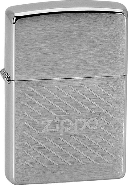 Зажигалки Zippo Z_200-Zippo-stripes new black full lcd display