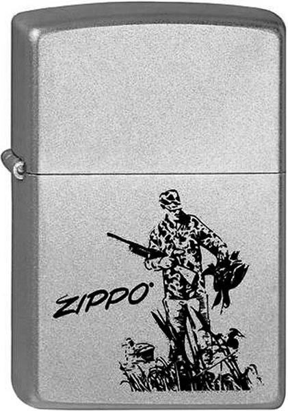 Зажигалки Zippo Z_205-Duck-Hunting