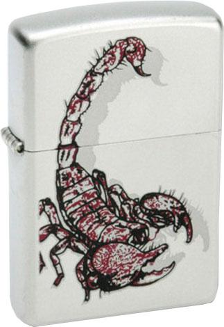 Зажигалки Zippo Z_205-Scorpion-Color