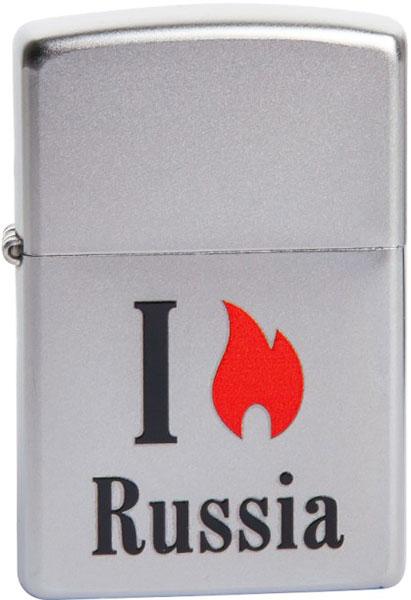 Зажигалки Zippo Z_205-flame-russia
