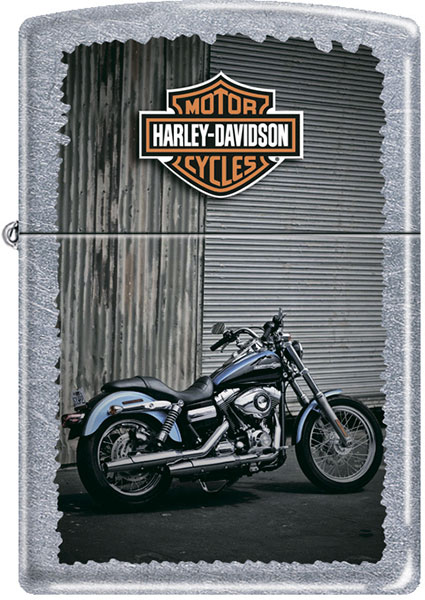 ��������� Zippo Z_207-Harley-Bikes