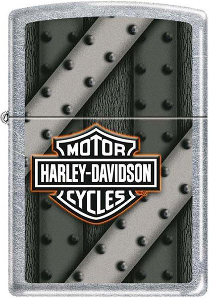 Зажигалки Zippo Z_207-Harley-Davidson