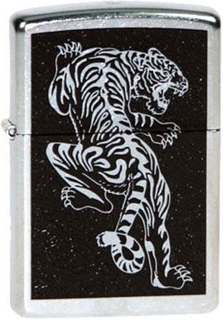 Зажигалки Zippo Z_207-tigre