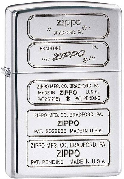 Зажигалки Zippo Z_28381