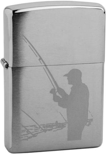 Зажигалки Zippo Z_200-Fisherman