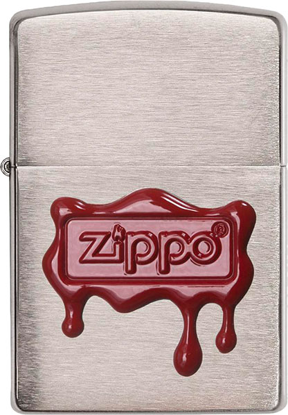 Зажигалки Zippo Z_29492 retro wood alphabet letter m sealing wax classic initial wax seal stamp