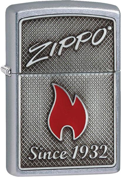 Зажигалки Zippo Z_29650 чехлы и футляры zippo z lpcbk
