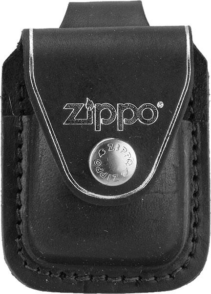 Чехлы и футляры Zippo Z_LPLBK чехол zippo для зажигалки кожа с клипом черный lpcbk