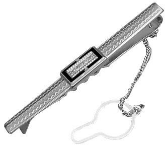 Зажимы для галстуков Золотой Меркурий 131205/1R