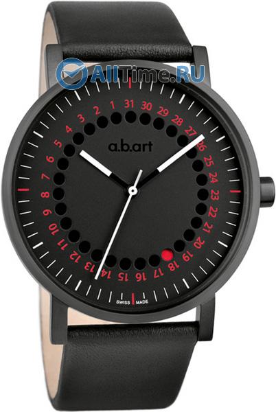 Купить Наручные часы ab-O150  Мужские наручные швейцарские часы в коллекции Series O a.b.art