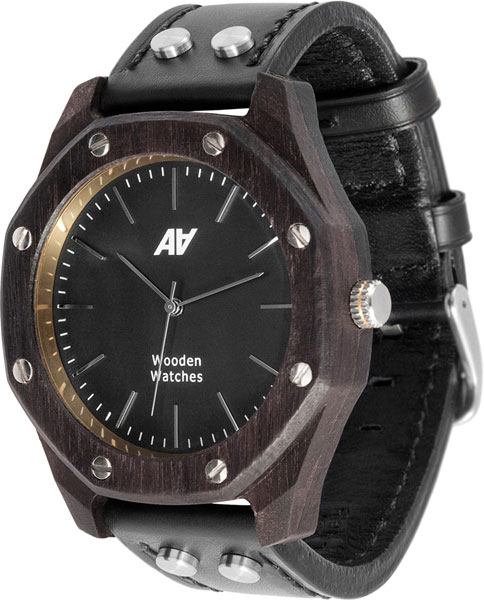 Мужские часы AA Watches S5-Black-MB