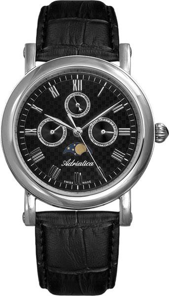 Мужские часы Adriatica A1023.5236QF мужские часы adriatica a1171 4215q