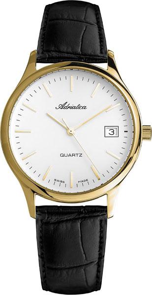 лучшая цена Мужские часы Adriatica A1055.1213Q