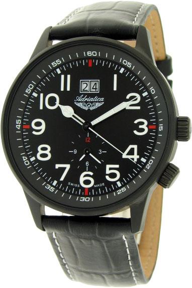 все цены на  Мужские часы Adriatica A1066.B224Q  в интернете