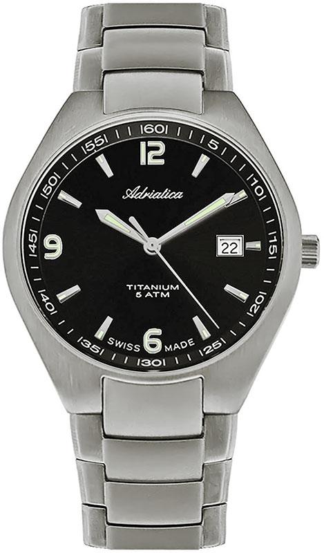 Мужские часы Adriatica A1069.4154Q