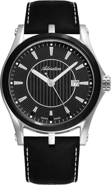 где купить Мужские часы Adriatica A1094.Y214Q по лучшей цене