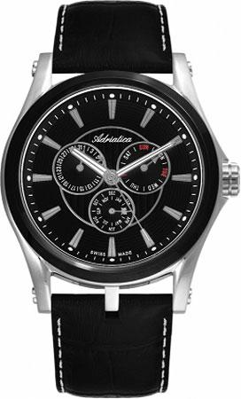 где купить Мужские часы Adriatica A1094.Y214QF по лучшей цене