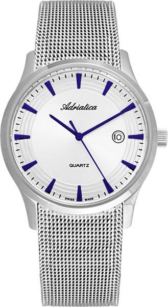 Мужские часы Adriatica A1100.51B3Q цена и фото