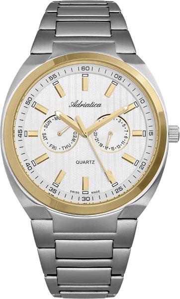 Мужские часы Adriatica A1105.2113QF