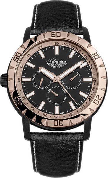 Мужские часы Adriatica A1108.K214QF мужские часы adriatica a1108 y224qf