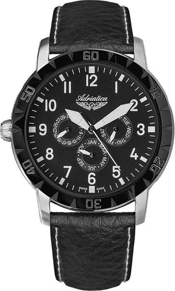 где купить Мужские часы Adriatica A1108.Y224QF по лучшей цене