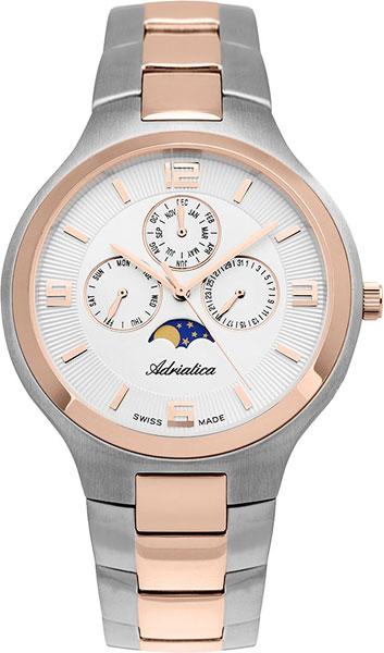 все цены на Мужские часы Adriatica A1109.R153QF в интернете