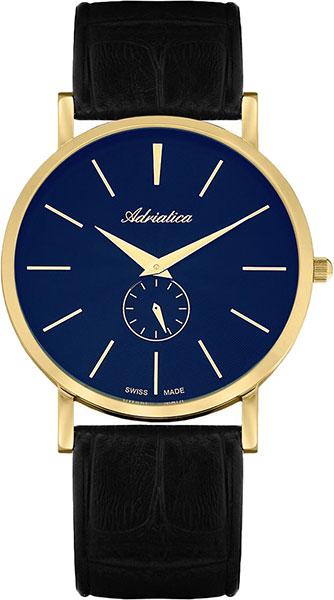 Мужские часы Adriatica A1113.1215Q дизайн панков турецкий браслеты для глаз для мужчин женщины новая мода браслет женский сова кожаный браслет камень
