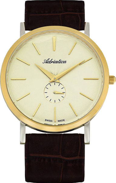 лучшая цена Мужские часы Adriatica A1113.2211Q
