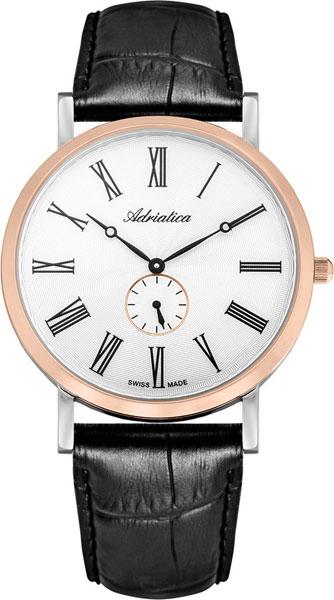 где купить Мужские часы Adriatica A1113.R233Q по лучшей цене