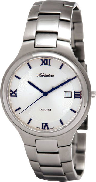 Мужские часы Adriatica A1114.51B3Q все цены