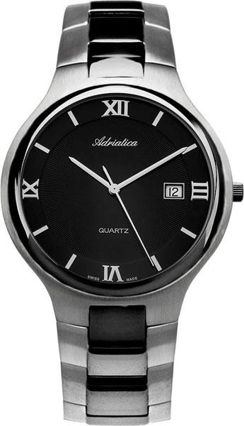 Мужские часы Adriatica A1114.Y164Q adriatica a1114 5163q