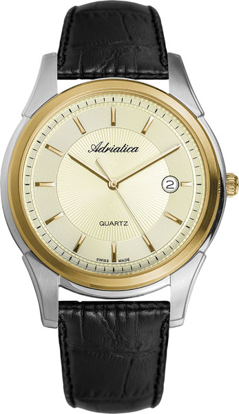 Мужские часы Adriatica A1116.2211Q цена и фото