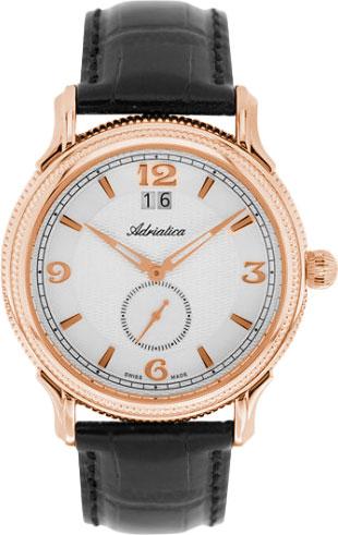 Мужские часы Adriatica A1126.R253Q женские часы adriatica a3173 r253q