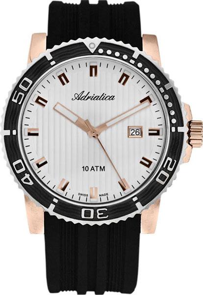 Мужские часы Adriatica A1127.R213Q adriatica a1116 r213q