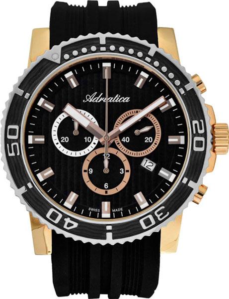 Мужские часы Adriatica A1127.R214CH цена