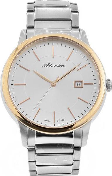 где купить  Мужские часы Adriatica A1144.R113Q  по лучшей цене