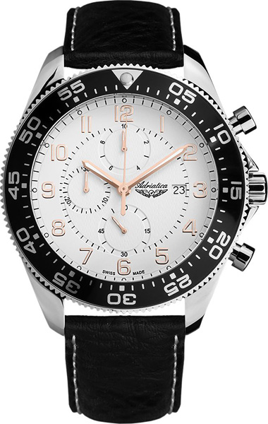 Мужские часы Adriatica A1147.R223CH все цены